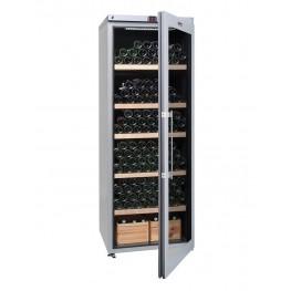 Cave à vin VIP315V multi-zones 325 bouteilles porte entrouverte
