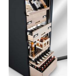 CAVE A VIN multi-zones 329 bouteilles - Edition Speciale Sommelier