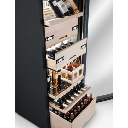 Cave à vin multi-zones - Pack Édition Spéciale Sommelier