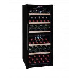 Cave à vin SLS102DZ double zone 102 bouteilles