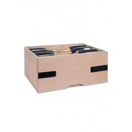 Cassetto in legno MODUL26