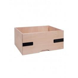 Cajón de madera MODUL26