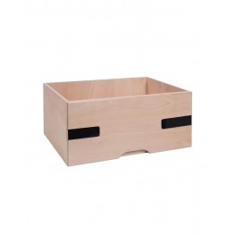 Holzschubkasten MODUL26