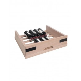 MODUL15 Wine cellar drawer, bottle storage
