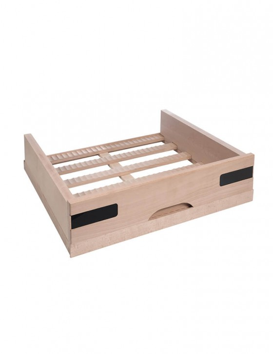 tiroir en bois modul15 pour cave vin vip la sommeli re. Black Bedroom Furniture Sets. Home Design Ideas