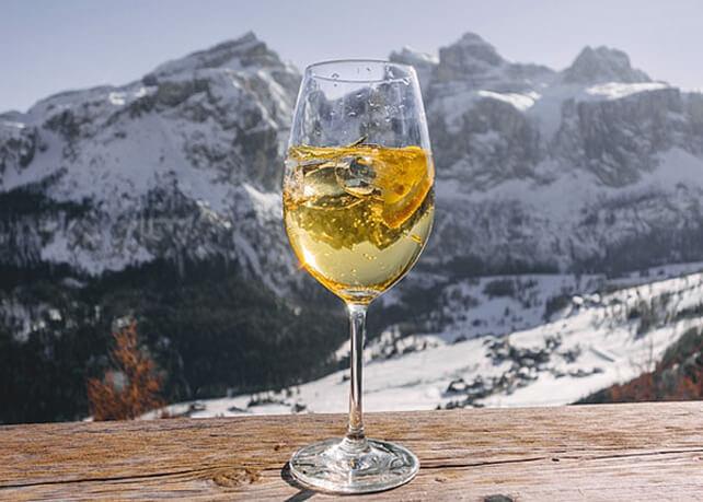 Les vins de ski