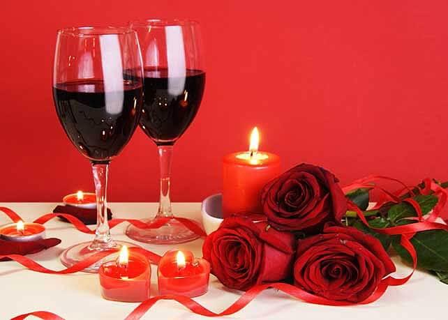 Conseils pour choisir son vin du repas de la Saint-Valentin