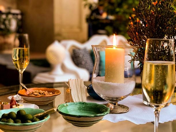 Le Champagne : compagnon idéal pour la Saint-Valentin