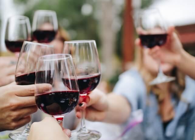 Que contient un verre de vin ?