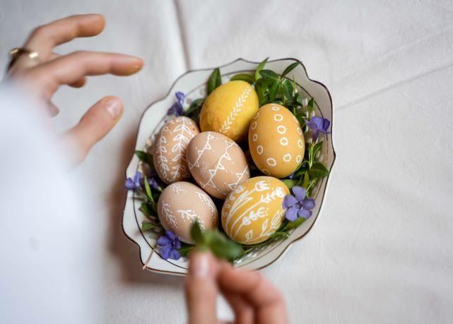 Accords mets & vins spécial Pâques !