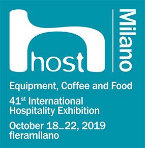 La Sommelière sera au salon HOST à Milan en Octobre 2019